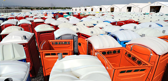 Champion Portable Toilets in Scottsdale, AZ